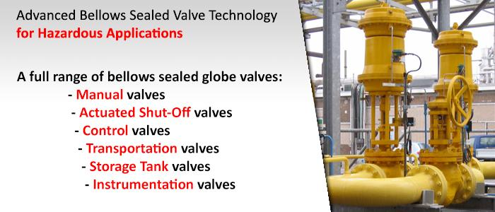 manual, actuated shut-off,tranportation,storage tank, instrumentation valves