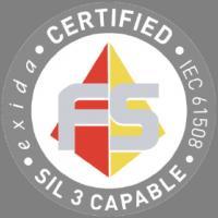 SIL 3 certification for descote valves