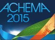 descote participates to the ACHEMA Exhibition June, 15-19, 2015 GERMANY